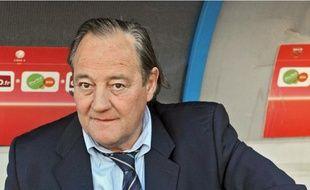 La président de Lens, Gervais Martel