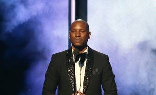 L'acteur Tyrese Gibson aux BET Awards