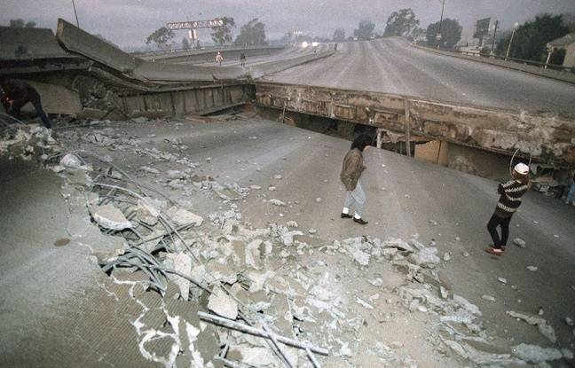 Le séisme de Northridge, en 1994, avait causé des dégâts majeurs et fait plus de 50 morts.