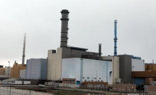 Un train transportant des déchets métalliques radioactifs à destination de Dessel, en Belgique, a quitté Valognes (Manche) dans la nuit
