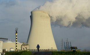 La centrale nucléaire de Doel, en Belgique, le 12 janvier 2016