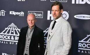 Le légendaire groupe britannique Radiohead a fait son entrée au «Rock and Roll Hall of Fame», en mars 2019.
