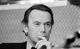 Albin Chalandon en 1973, alors député des Hauts-de-Seine.