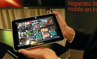 La 4G est notamment disponible  à Lille.