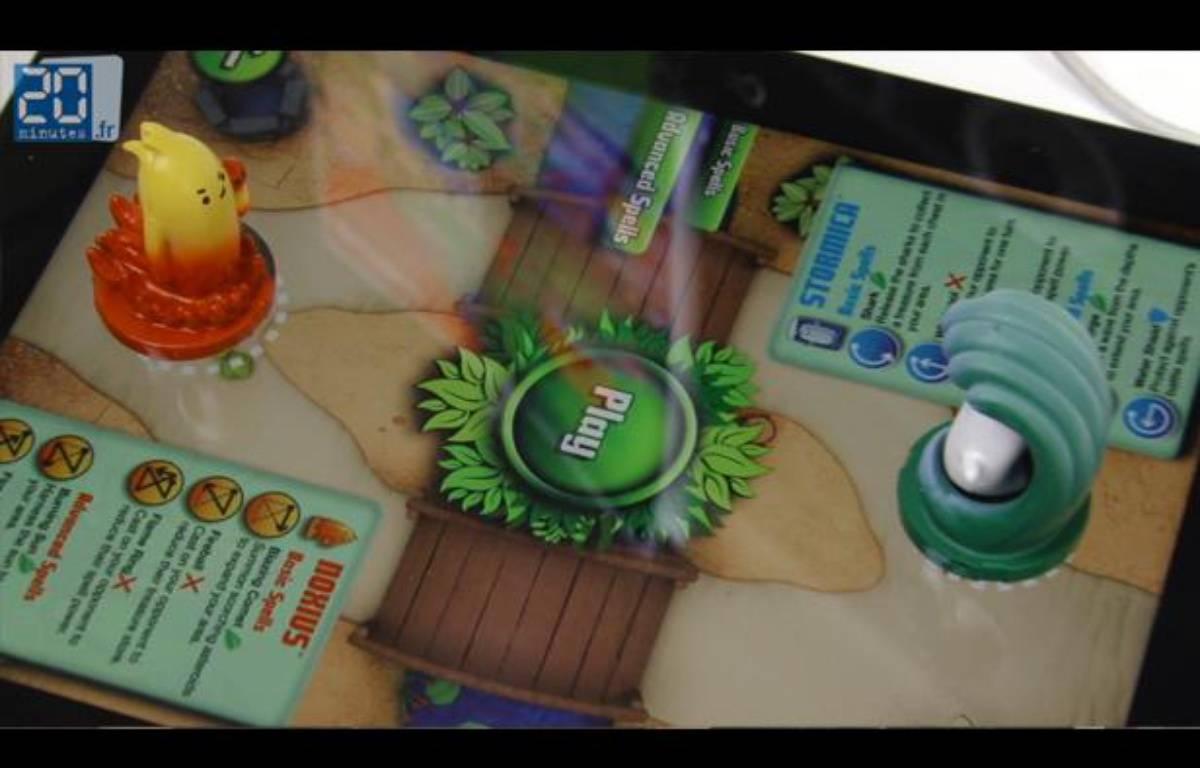 ipad, jeu de société de demain  – Jonathan Duron / 20 Minutes