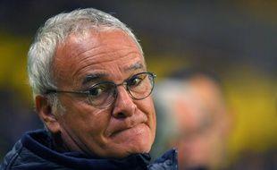 L'entraîneur du FC Nantes Claudio Ranieri.