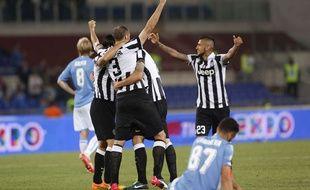 La Juventus Turin é déjà remporté la Série A et la Coupe d'Italie en 2015.