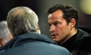 Vincent Hognon va vivre sa première expérience d'entraîneur en Ligue 1.