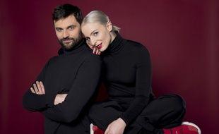 Jean-Karl Lucas et Emilie Satt forment le duo Madame Monsieur et représenteront la France à l'Eurovision 2018.