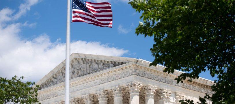 La Cour suprême à Washington.