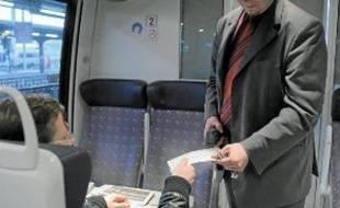 C'est souvent lors de contrôles que les situations dégénèrent dans les trains.