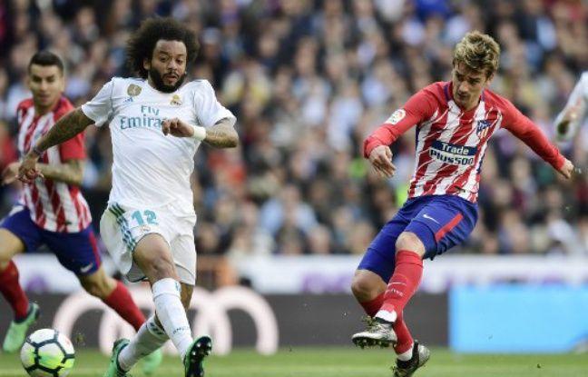 VIDEO. Le Real Madrid domine, mais Griezmann gratte un nul pour l'Atletico dans le derby