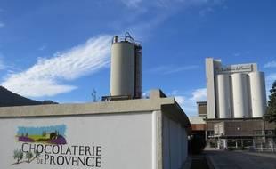 La Chocolaterie de Provence à Saint-Menet dans le 11e arrondissement.
