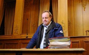 Le docteur Jean-Louis Muller au tribunal de Nancy en octobre 2013.