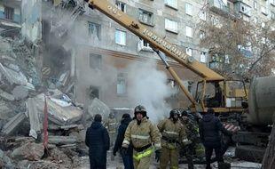 Les secours sont sans nouvelles de 79 personnes ce lundi, après l'explosion due ua gaz dans un immeuble résidentiel.