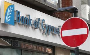 Illustration: Chypre en crise dans la zone euro.