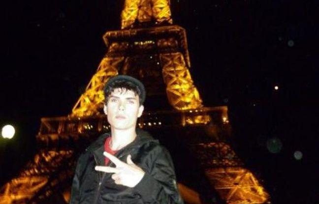 Photo postée dans l'album «Paris 2010» sur la page myspace de Luka Rocco Magnotta, recherché par Interpol.