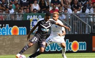 Dernier obstacle pour François Kamano et les Girondins.