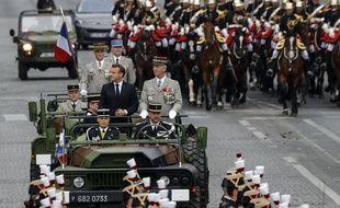 Guillaume M. a envisagé de s'en prendre à Emmanuel Macron