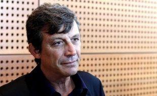 Le porte-parole du PS David Assouline, le 19 septembre 2012, lors des journées parlementaires du parti socialiste à Dijon.