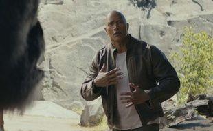 Dwayne Johnson dans Rampage - Hors de contrôle de Brad Peyton