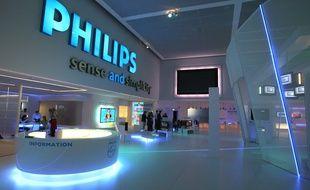 Philips devrait délocaliser en Pologne (illustration).