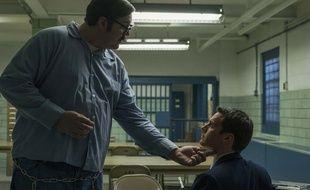 Mindhunter - Netflix Cameron Britton, Jonathan Groff