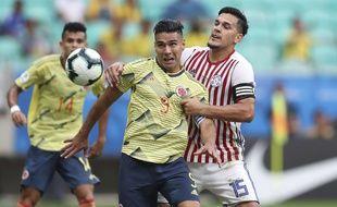 Radamel Falcao (au centre) et ses coéquipiers colombiens sont toujours invaincus.