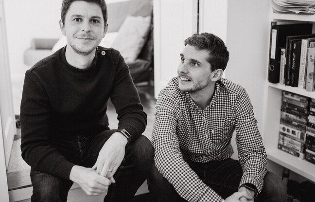 Jean-Baptiste Beauzelin et Guillaume Parthenay, les co-fondateurs de Margoo.