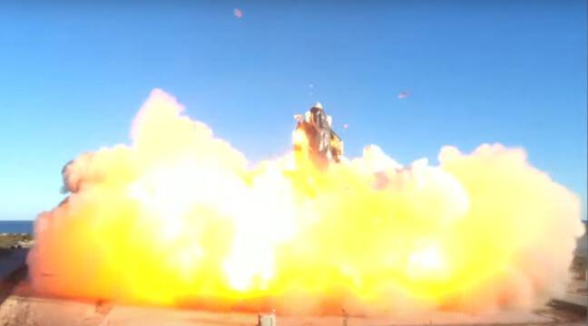 Space X prépare un second vol pour sa fusée Starship
