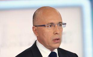Eric Ciotti,depute UMP et president du Conseil départemental des Alpes-Maritimes
