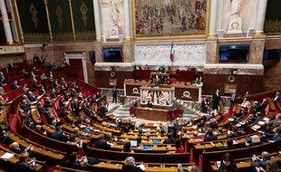 Assemblée nationale, illustration.
