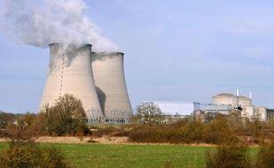 Centrale nucléaire de Belleville-sur-Loire, le 15 mars 2011