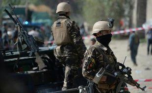 Un attentat taliban à la voiture piégée suivi d'une fusillade a visé le 11 décembre 2015 l'enceinte de l'ambassade espagnole à Kaboul