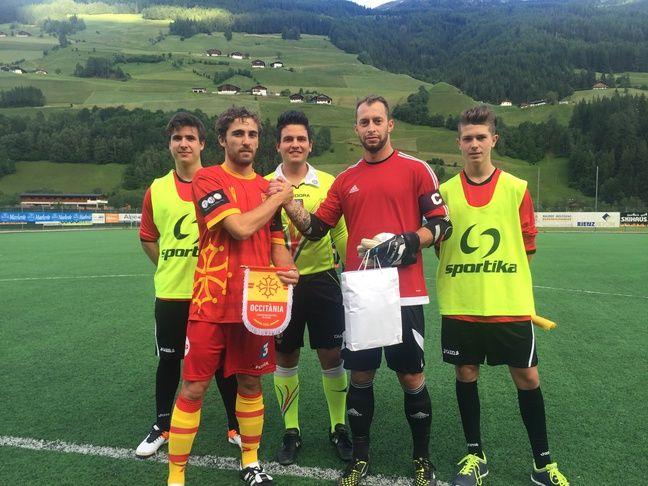 En match de poule, l'Occitanie avait torpillé les Slovaques de Hongrie (4-1).