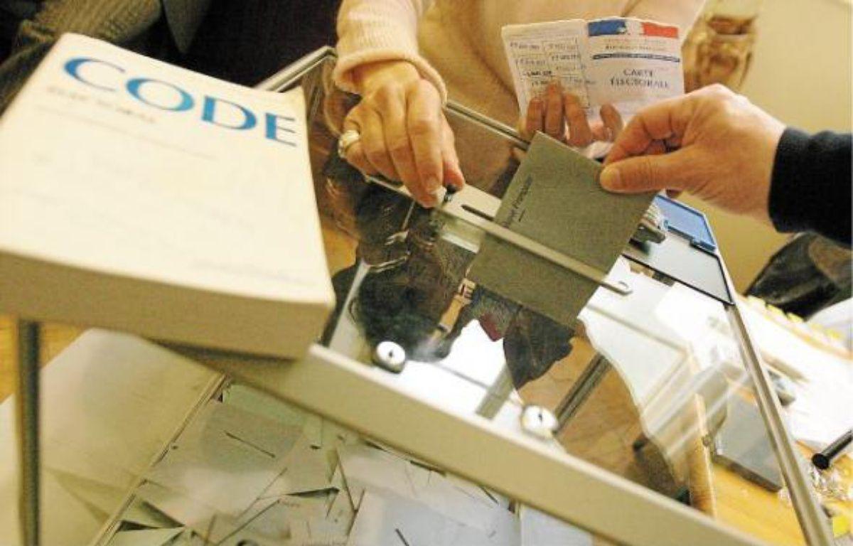 Dans les Alpes-Maritimes, 745 288 Azuréens sont inscrits sur les listes électorales. –  J. C. MAGNENET / ANP / 20 MINUTES
