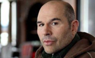 L'animateur radio, Vincent Moscato, le 3 mars 2009 à Paris.