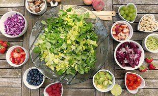 Illustration d'une salade.