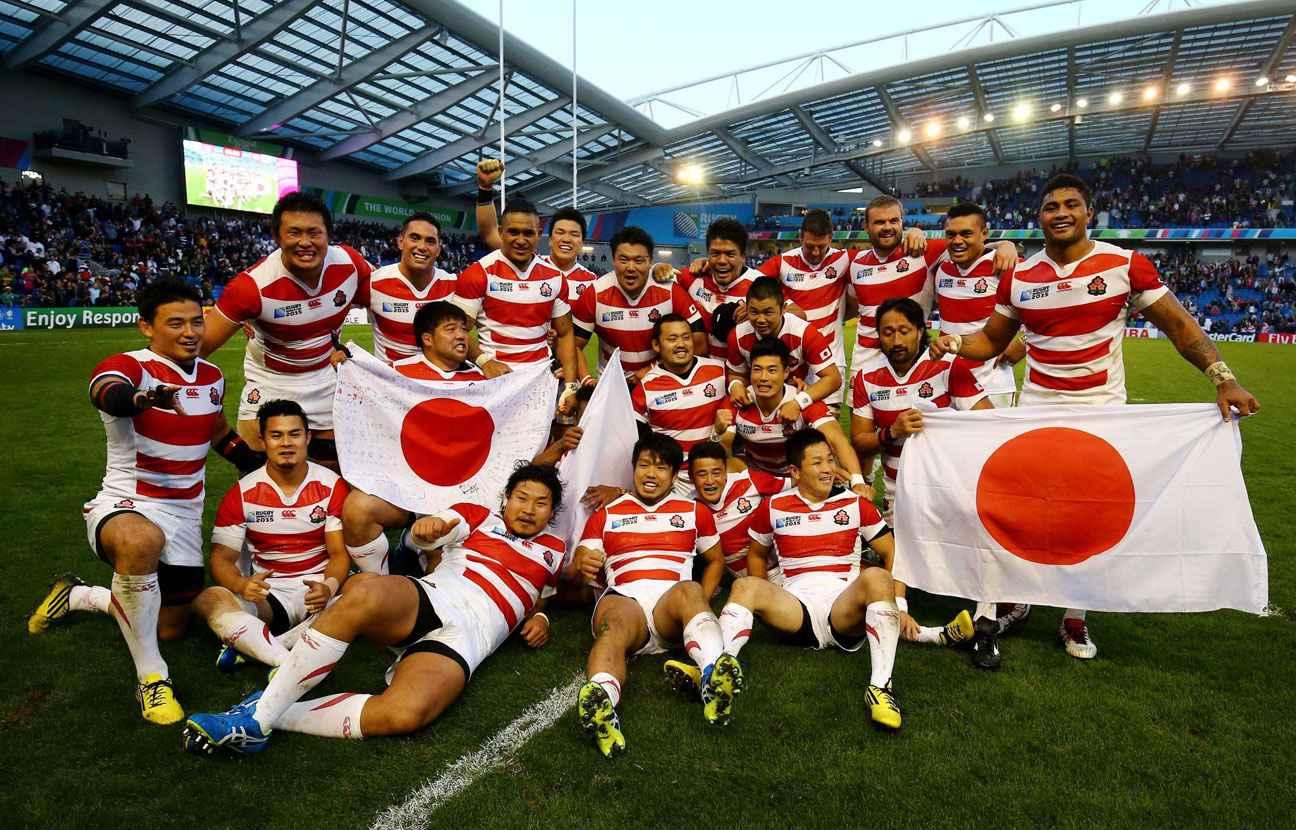 coupe du monde de rugby d valis e par les fans du japon la boutique officielle a d fermer. Black Bedroom Furniture Sets. Home Design Ideas