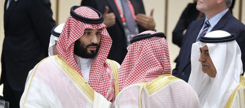 Le prince héritier d'Arabie saoudite Mohammed ben Salmane (Illustration)
