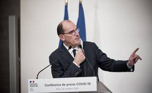 Jean Castex a annoncé que 27 personnes avaient été interpellées après la publication de messages de soutien au terroriste de Conflans (Illustration)