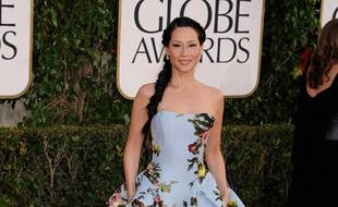 L'actrice Lucy Liu