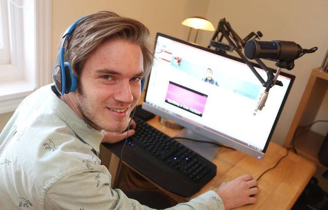Attentats de Christchurch: Le YouTubeur PewDiePie «dégoûté» de voir son nom associé à la tuerie