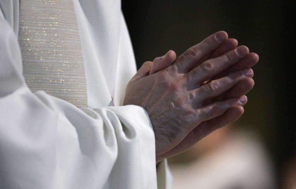 Prêtre, illustration. – FRANCOIS GUILLOT / AFP