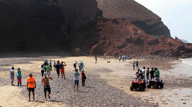 Maroc: L'une des deux arches rocheuses de Legzira s'est effondrée