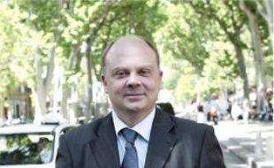 Le centriste Stéphane Salord.