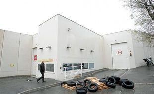 Le 4 avril dernier, les syndicats ont déjà bloqué la prison des Baumettes (9e).