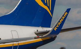 (Photo d'illustration) Un avion de la compagnie Ryanair est tombé en panne ce mercredi 7 juin 2017. Les passagers du vol vers le Maroc ont été bloqués une dizaine d'heures à Saint-Etienne dans la Loire.