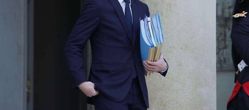 Olivier Dussopt, le ministre délégué aux Comptes publics.