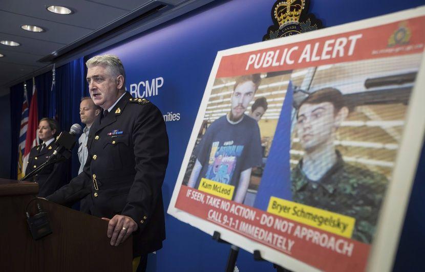 Gigantesque chasse à l'homme au Canada après trois meurtres